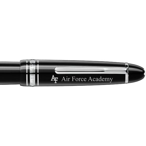 USAFA Montblanc Meisterstück LeGrand Fountain Pen Platinum - Image 2
