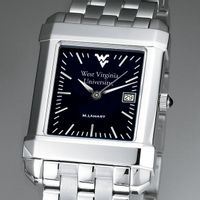 West Virginia University Men's Black Quad with Bracelet
