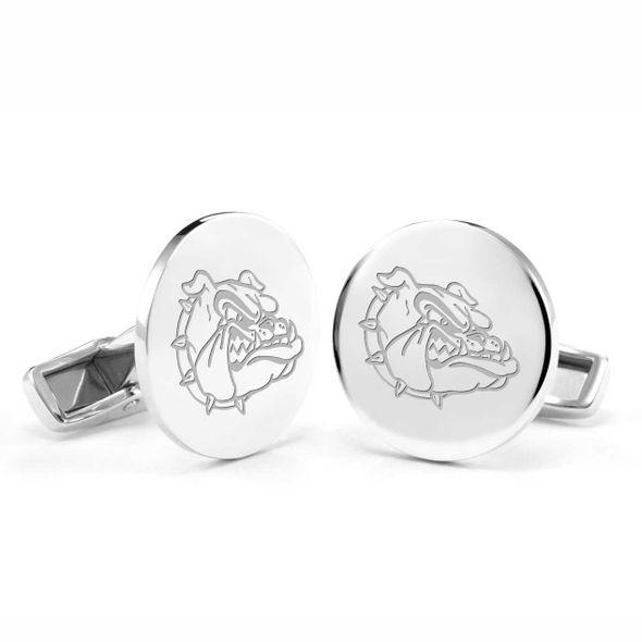 Gonzaga Cufflinks in Sterling Silver