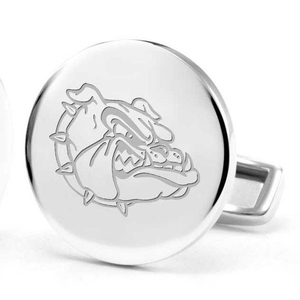 Gonzaga Cufflinks in Sterling Silver - Image 2