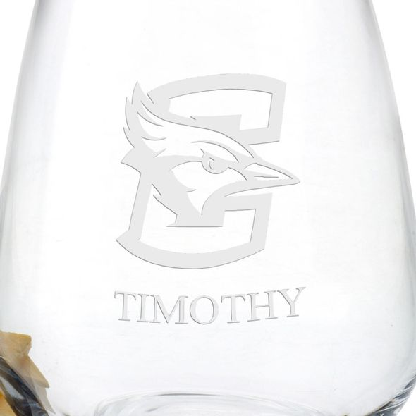 Creighton Stemless Wine Glasses - Set of 2 - Image 3