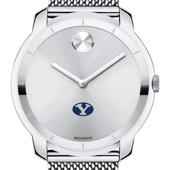 Brigham Young University Men's Movado Stainless Bold 44