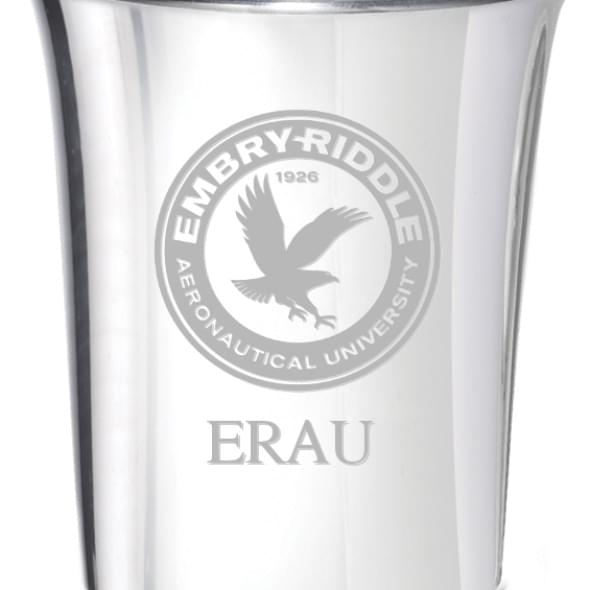 Embry-Riddle Pewter Jigger - Image 2
