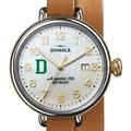 Dartmouth Shinola Watch, The Birdy 38mm MOP Dial - Image 1
