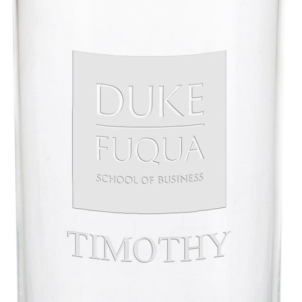 Duke Fuqua Iced Beverage Glasses - Set of 4 - Image 3