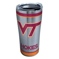 Virginia Tech 20 oz. Stainless Steel Tervis Tumblers with Hammer Lids - Set of 2