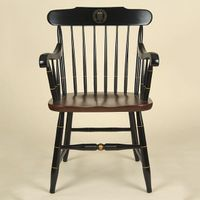 Texas Tech Captain's Chair by Hitchcock