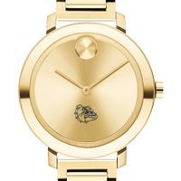 Gonzaga University Women's Movado Gold Bold 34
