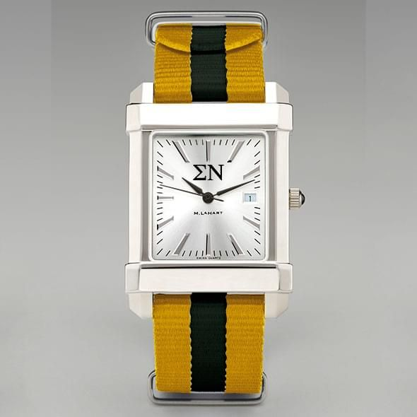 Sigma Nu Men's Collegiate Watch w/ NATO Strap - Image 2