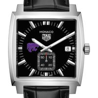 Kansas State University TAG Heuer Monaco with Quartz Movement for Men