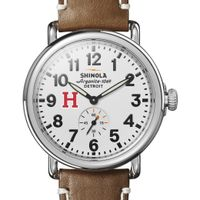 Harvard Shinola Watch, The Runwell 41mm White Dial