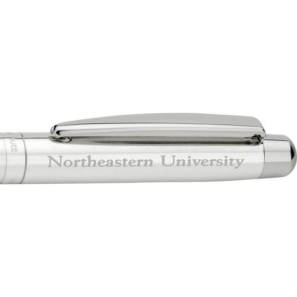 Northeastern Pen in Sterling Silver - Image 2