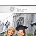 Northeastern Polished Pewter 8x10 Picture Frame - Image 2