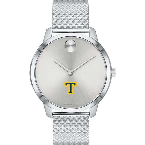 Trinity College Women's Movado Stainless Bold 35 - Image 2