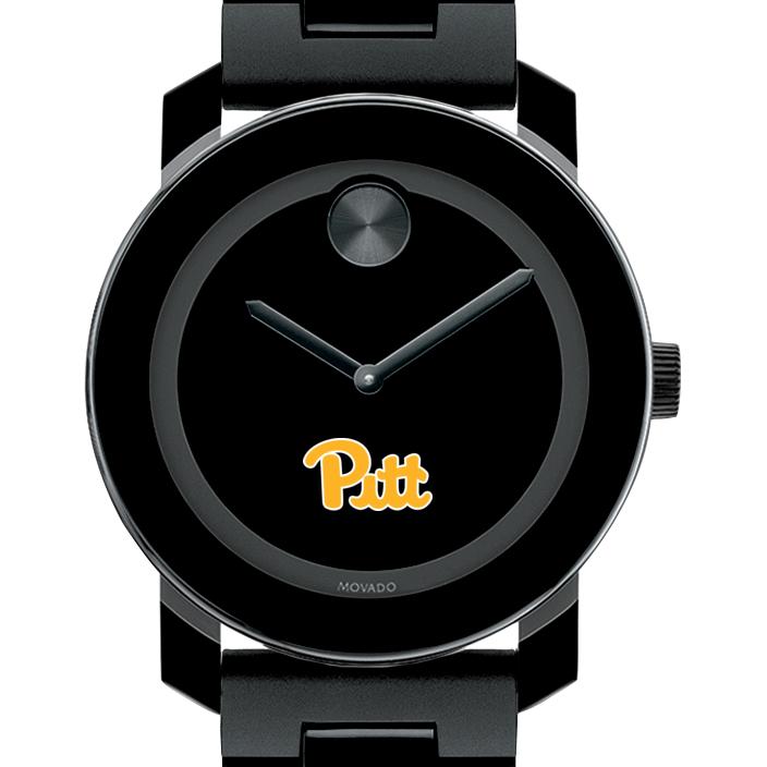 Pitt Men's Movado BOLD with Bracelet