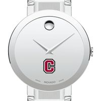 Colgate University Men's Movado Sapphire Museum with Bracelet