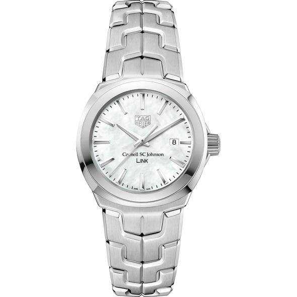 SC Johnson College TAG Heuer LINK for Women - Image 2