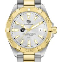 Oklahoma State University Men's TAG Heuer Two-Tone Aquaracer