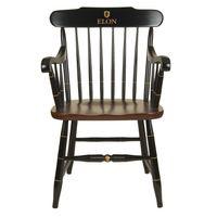 Elon Captain's Chair by Hitchcock