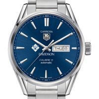 Davidson College Men's TAG Heuer Carrera with Day-Date