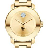 WUSTL Women's Movado Gold Bold
