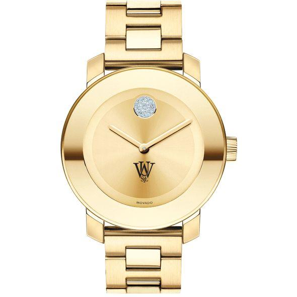 WashU Women's Movado Gold Bold - Image 2