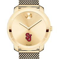 St. John's University Women's Movado Gold Bold 36