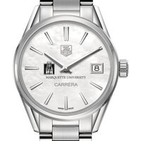 Marquette Women's TAG Heuer Steel Carrera with MOP Dial
