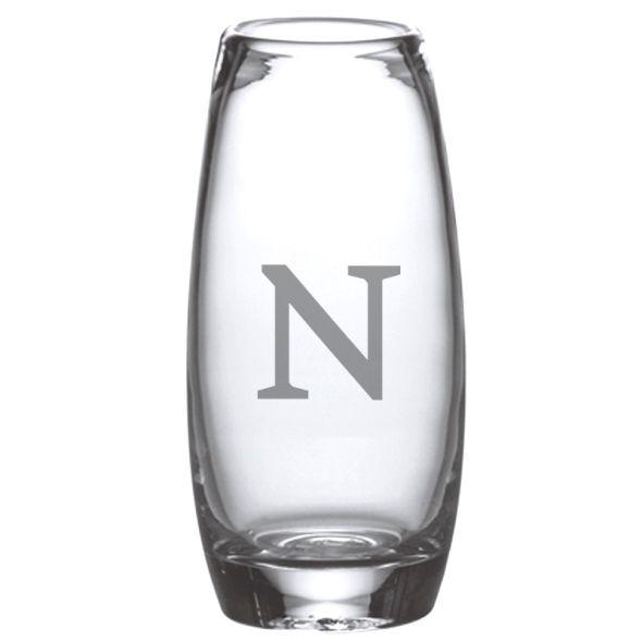 NW Glass Addison Vase by Simon Pearce