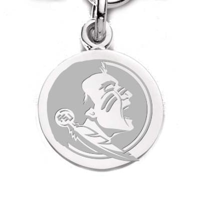 Florida State Sterling Silver Charm