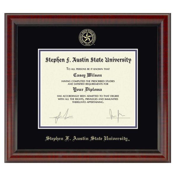 SFASU Diploma Frame, the Fidelitas - Image 1