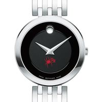 University of Richmond Women's Movado Esparanza Stainless Steel Museum with Bracelet