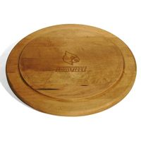 University of Louisville Round Bread Server
