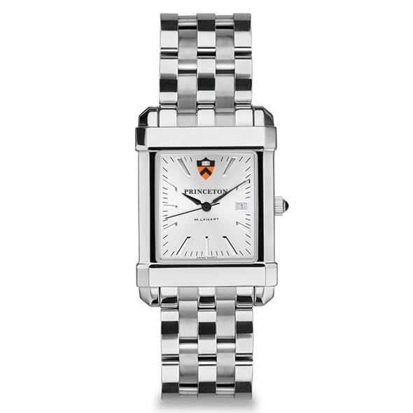 Princeton Men's Collegiate Watch w/ Bracelet - Image 2