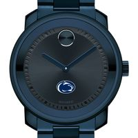 Penn State University Men's Movado BOLD Blue Ion with Bracelet