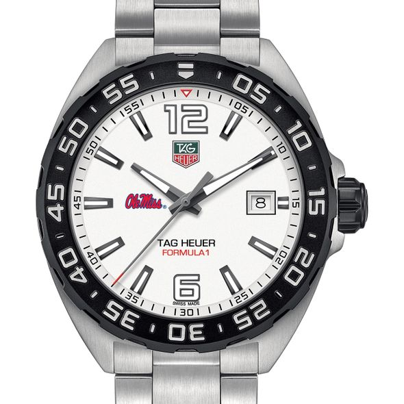 University of Mississippi Men's TAG Heuer Formula 1