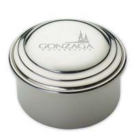 Gonzaga Pewter Keepsake Box