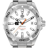 University of North Carolina Men's TAG Heuer Steel Aquaracer