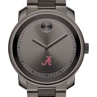 University of Alabama Men's Movado BOLD Gunmetal Grey