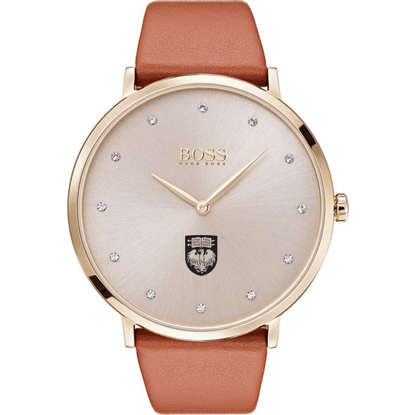 University of Chicago Women's BOSS Champagne with Leather from M.LaHart - Image 2