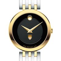 Lehigh University Women's Movado Esparanza Two-Tone Museum with Bracelet