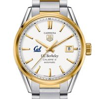 Berkeley Men's TAG Heuer Two-Tone Carrera with Bracelet
