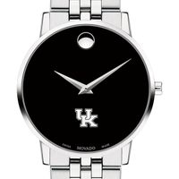 University of Kentucky Men's Movado Museum with Bracelet