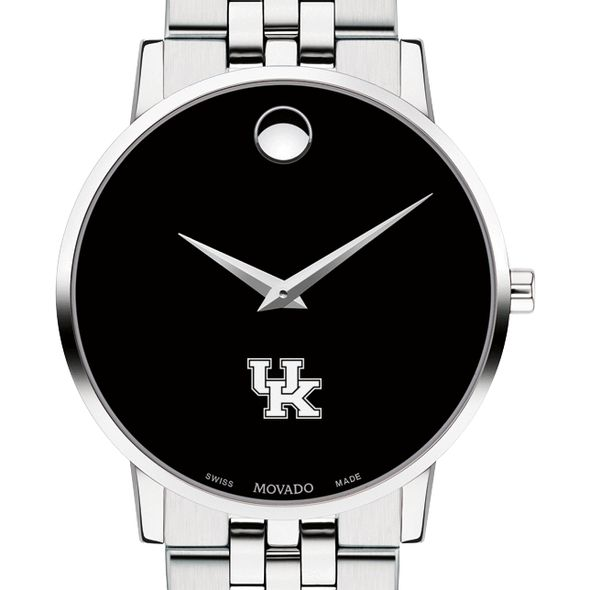 University Of Kentucky Men S Movado Museum With Bracelet