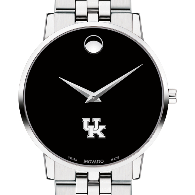 Kentucky Men's Movado Museum with Bracelet