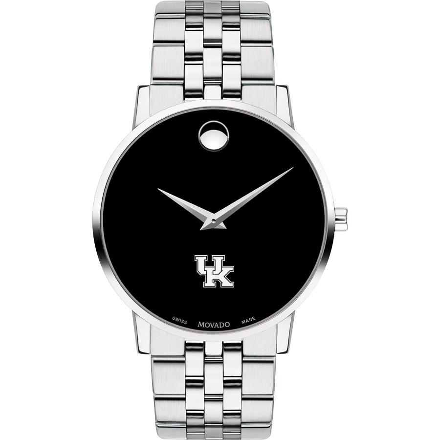 Kentucky Men's Movado Museum with Bracelet - Image 2