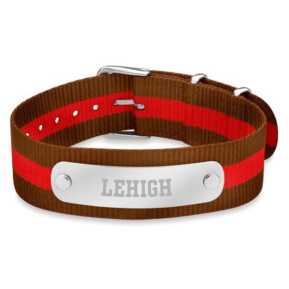 Lehigh University NATO ID Bracelet