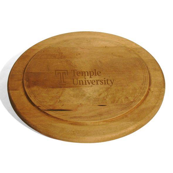 Temple Round Bread Server