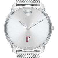 Fordham University Men's Movado Stainless Bold 42