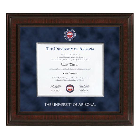 University of Arizona Diploma Frame - Excelsior - Image 1